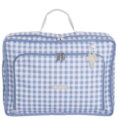 Mala Maternidade Vintage Sorvetinho Masterbag | Cor: Azul