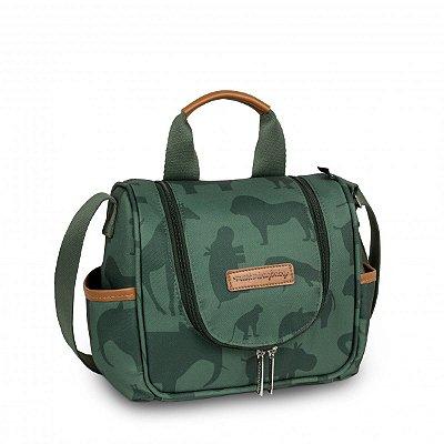 Frasqueira Térmica Emy Safari Masterbag | Cor: Verde