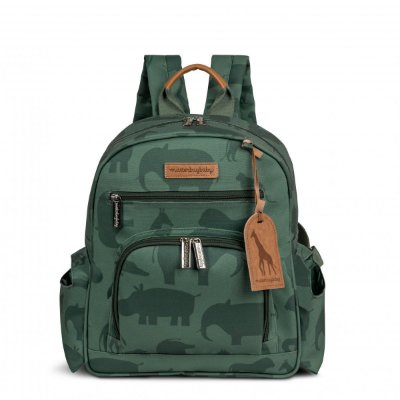 Mochila Maternidade Noah Safari Masterbag | Cor: Verde