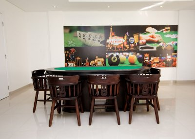 Mesa de Poker Master