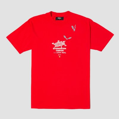 Sufgang Extermination Company Red