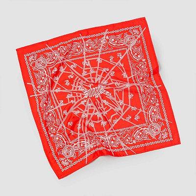Bandana Sufgang 3M Red