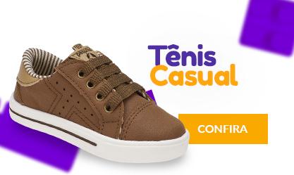 tênis Casual