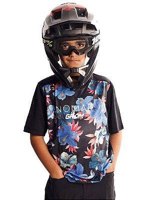 Camisa Nomad Lirio Infantil