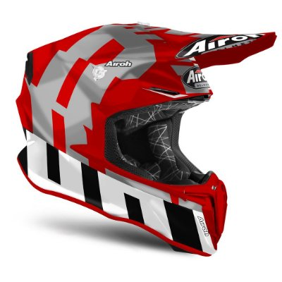 Capacete Airoh Twist 2.0 - Frame Red