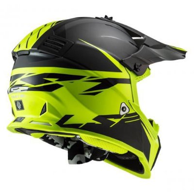Capacete LS2 MX437 Roar