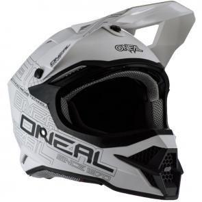 Capacete Oneal 3 Series - Flat 2.0 - Branco
