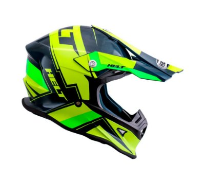 Capacete HELT CROSS MX