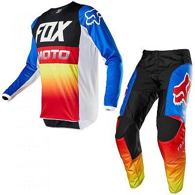 Conjunto Calça + Camisa FOX 180 FYCE