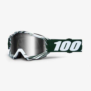 Óculos 100% Accuri  - Branco/Verde