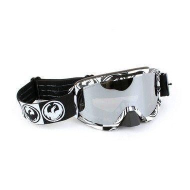 Óculos DRAGON MDX2  - Branco/Preto
