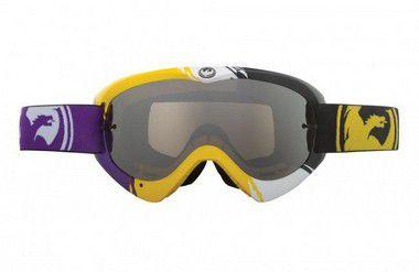 Óculos DRAGON MDX - Lente Reserva - Amarelo/Roxo
