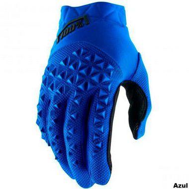Luvas 100% AIRMATIC - Azul