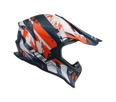 Capacete HELT CROSS MX - Traction