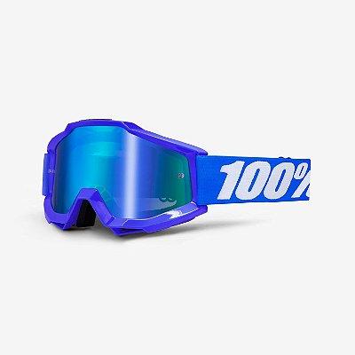 Óculos 100% Accuri  - Azul Escuro
