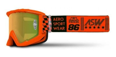 Óculos ASW A3 - Laranja Fluor