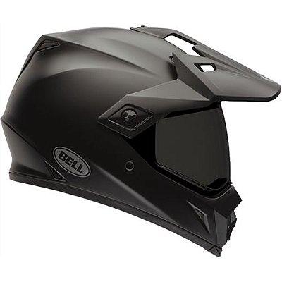 Capacete BELL MX9 Adventure Mips - Preto Fosco