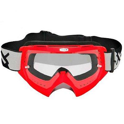 Óculos MATTOS Racing Combat - Vermelho