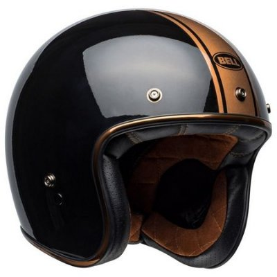Capacete BELL Custom 500 RALLY GLOSS BRONZE