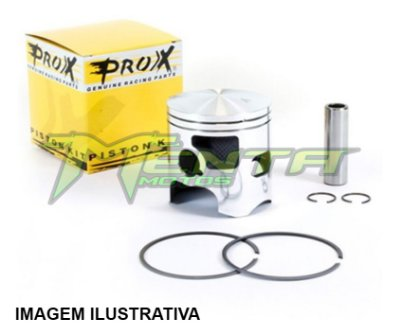 Pistao Prox Crf 250r 10/13 - 76.77mm - Letra A