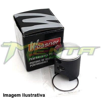 Pistão Wossner Ktm 200 Exc/sx 98-16 Wossner - Letra A 2 Anéis