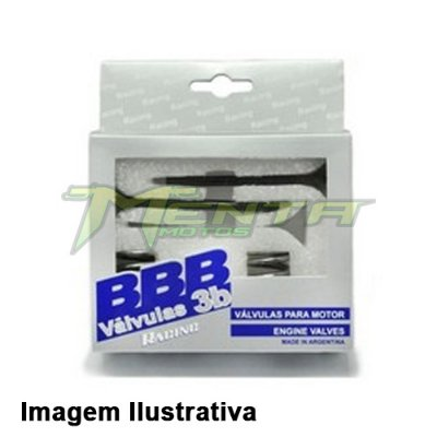 Valvula Admissão 3B CRF250R 08/09 C/Mola