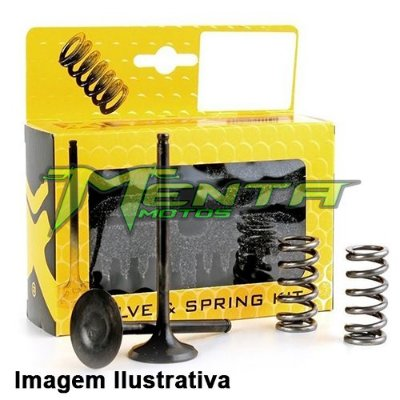 Valvula Admissão Prox KTM350 EXCF 12/16 C/Mola