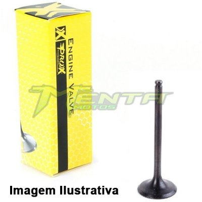 Valvula Admissão Prox CRF450R 09/16 Titanio