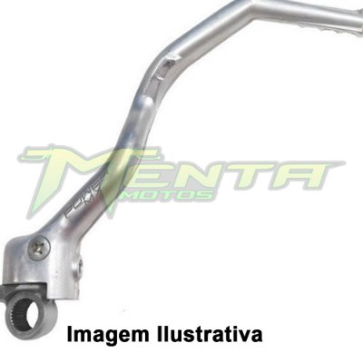 Pedal Partida CRF450 09/16 Prata IMS