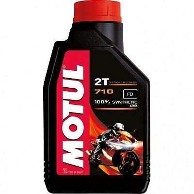 Oleo MOTUL 2T 710 100% Sintético