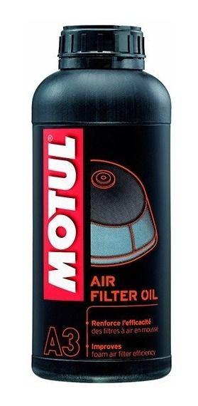 Oleo Filtro de Ar MOTUL A3