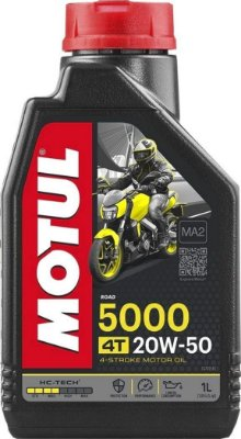 Oleo MOTUL 5000 20W50 4T