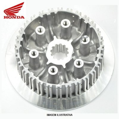 Cubo Embreagem CR125 00/07 CRF250R 04/09 Honda