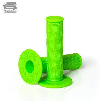 Manopla Edgers Mid Soft A1 Verde Neon