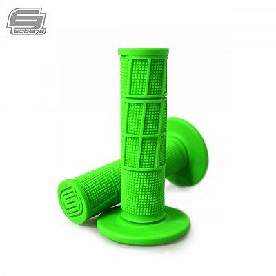 Manopla Edgers Intermediária A3 Verde Neon