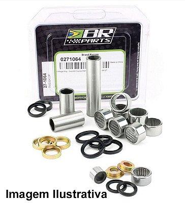 Kit Rolamento Link Crf230 03/17 + Crf150 Nacional