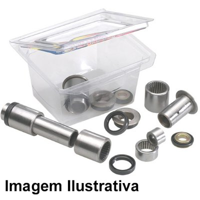 Kit Rolamento Balanca Yz125 94/97 + Yz250 93/97 Br Parts