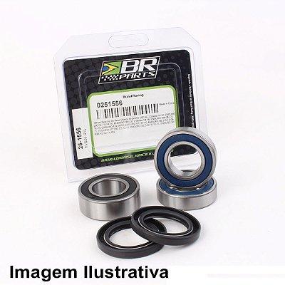Rolamento Roda Traseira Suzuki RM250 88-91 + RMX250 89-99