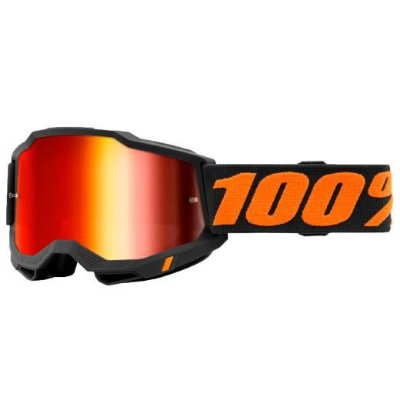 Óculos 100% Accuri 2 Chicago Lente Espelhada