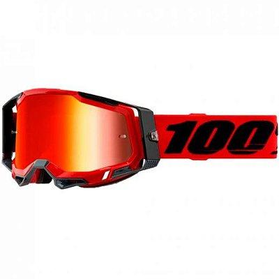Óculos 100% Racecraft 2 Red