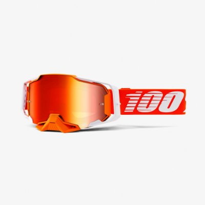 Oculos 100% Armega Regal - Lente Espelhada
