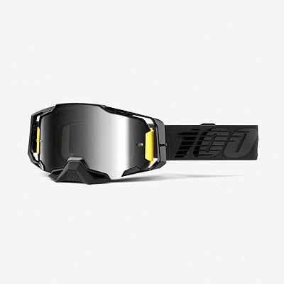 Oculos 100% Armega Nightfall - Lente Espelhada