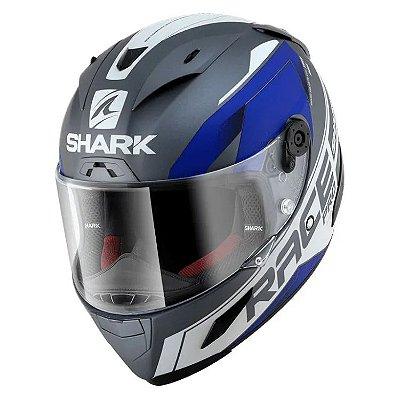 Capacete Shark Race-R Pro Sauer MATT AWB