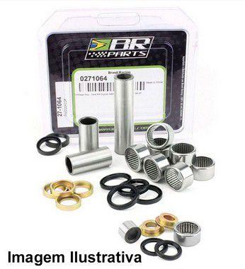 KIT ROLAMENTO LINK KTM 250/300/350 EXC 99/16 OLHO DE BOI