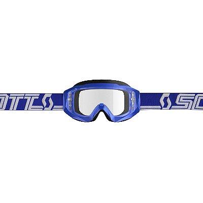 Óculos SCOTT Hustle X MX - Azul