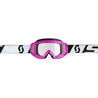 Óculos SCOTT Hustle X MX - Rosa