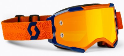 Óculos Scott Fury - Grey/Orange
