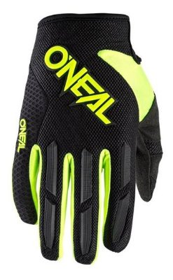 Luva Oneal Element Neon Yellow/Black