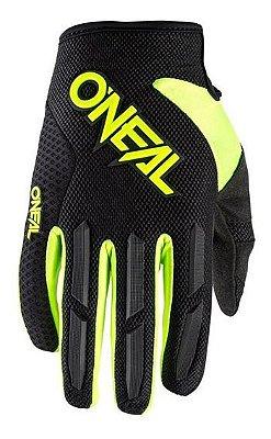 Luva Oneal Element Neon Yellow/Black