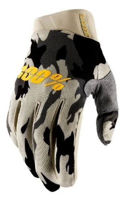 Luva 100% RideFit Gloves